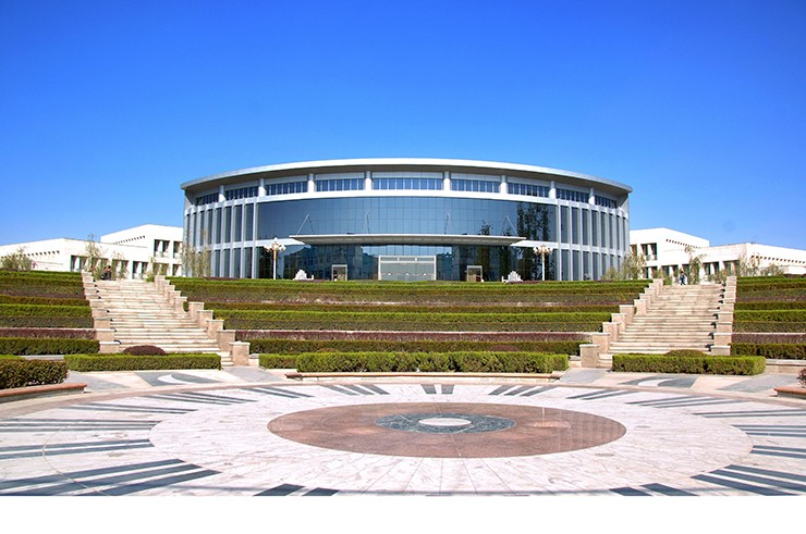 Zibo University Student Art Center